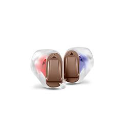 2 høreapparater af mærket SILK